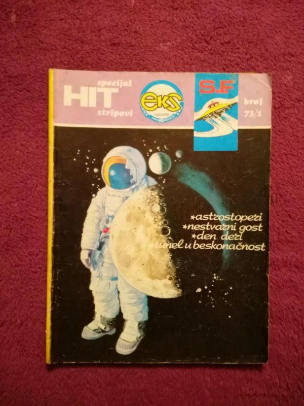 HIT specijal stripovi, EKS ALMANAH br. 73/1