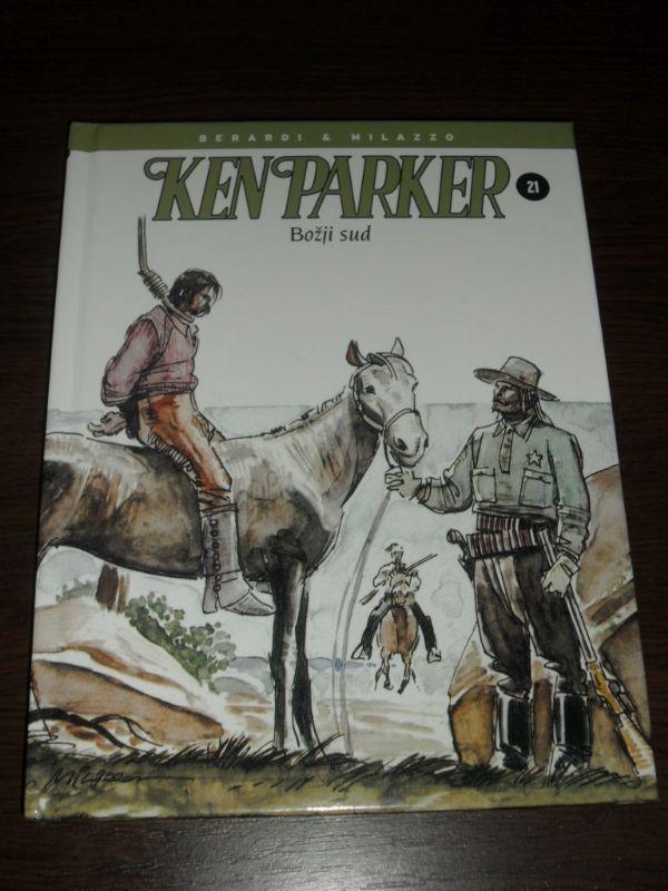 Ken Parker Libellus br. 21 Božji sud (5)