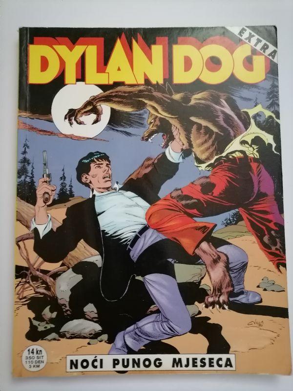 Dylan dog extra 3 OD 1 KN!!!