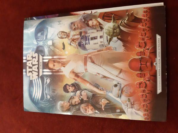 Star Wars album  kartice 47/48