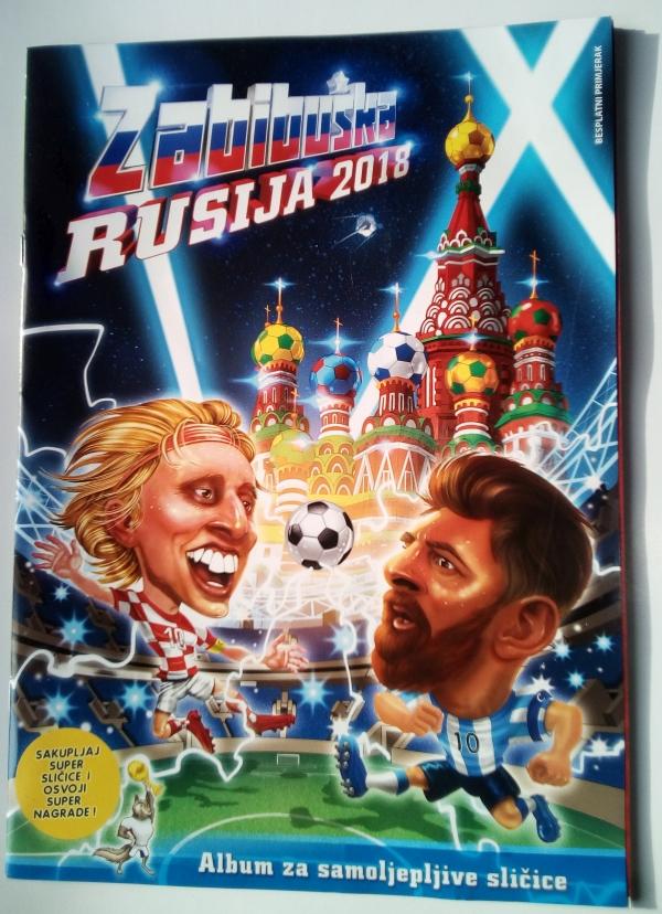 Album Rusija 2018