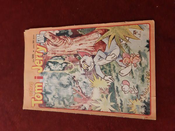 Tom i Jerry Vrtirep srednji broj 509