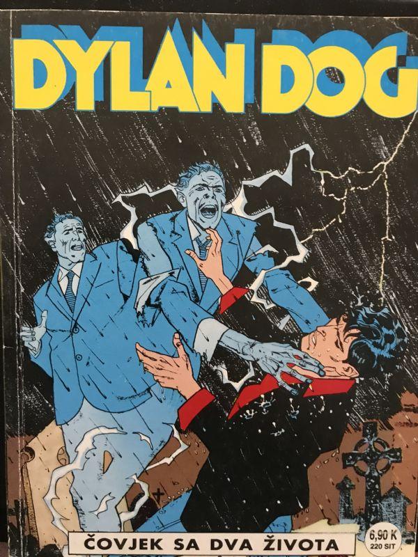 Dylan Dog SD br. 3 - ČOVJEK SA DVA ŽIVOTA