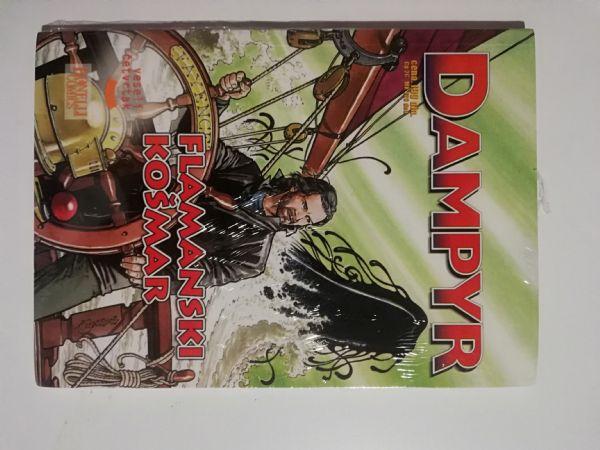 Dampyr 25 - Flamanski košmar (Veseli Četrvtak)