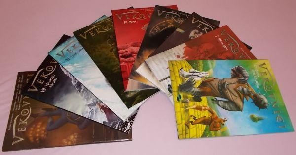 Vekovnici 9 strip albuma
