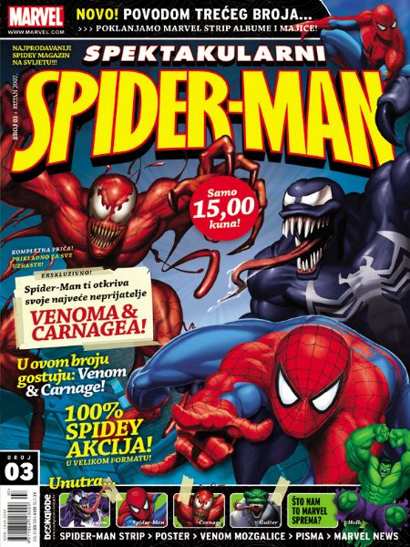 SPEKTAKULARNI Spider-Man br.03