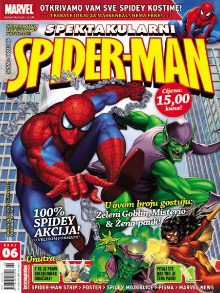 SPEKTAKULARNI Spider-Man br.06