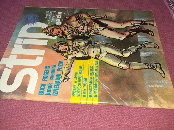 Strip magazin 19