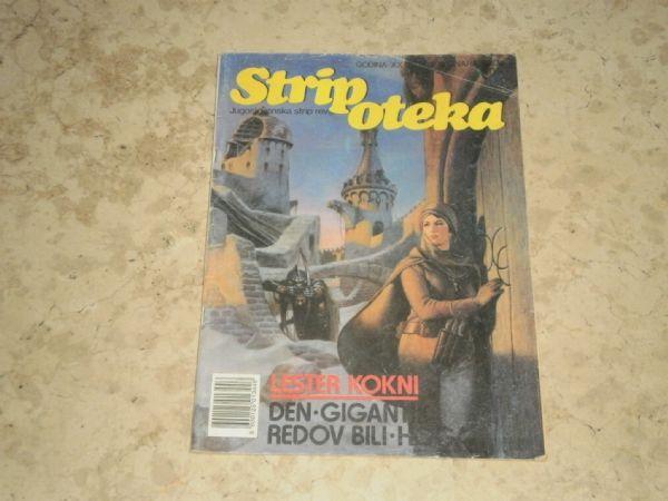 STRIPOTEKA   909