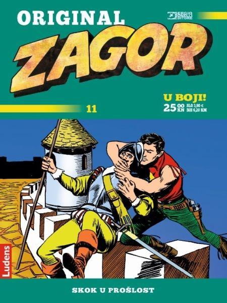 ZAGOR ORGINAL br. 11