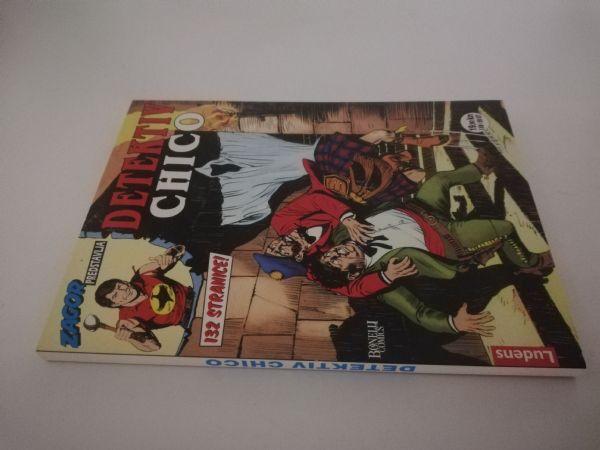 Chico detektiv (Ludens)