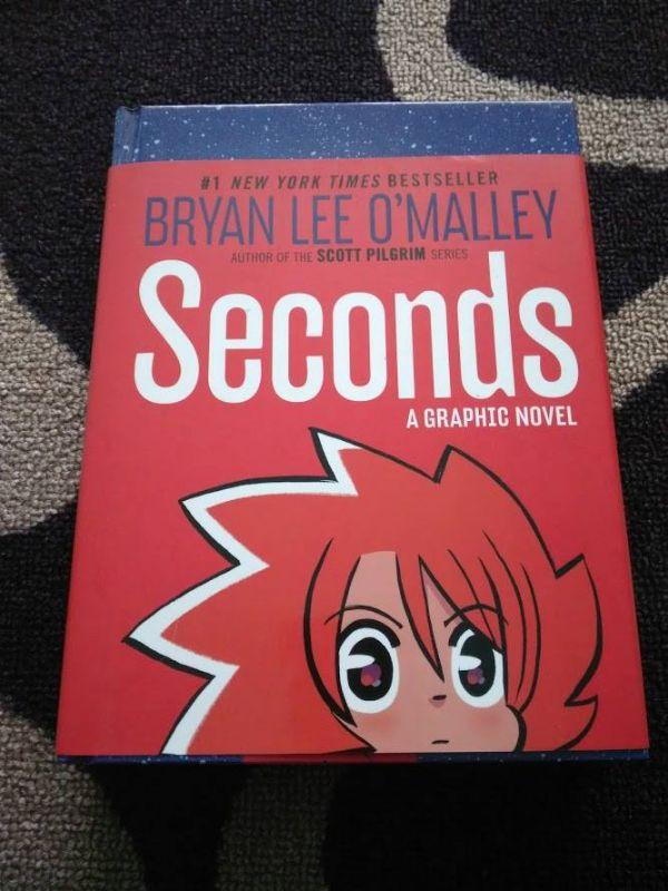 Seconds HC - Bryan Lee O'Malley (Scott Pilgrim)