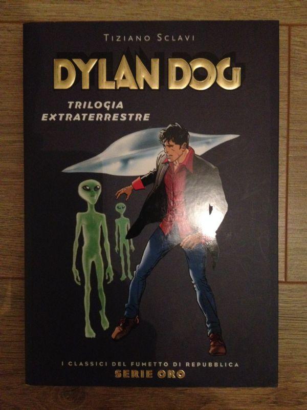 Dylan Dog - Trilogia Extraterrestre