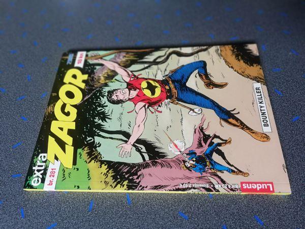 Zagor extra 281 - Bounty Killer (Ludens)