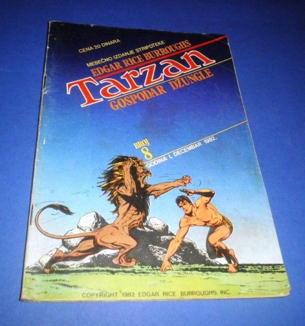 Tarzan br. 8