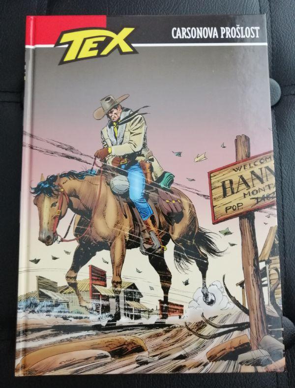 Tex Kolor Biblioteka br.19 - Carsonova prošlost - Libellus