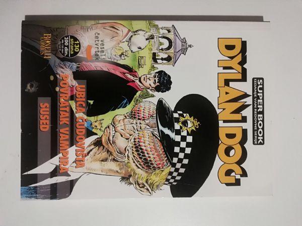 Dylan Dog superbook 3 (Veseli četvrtak)