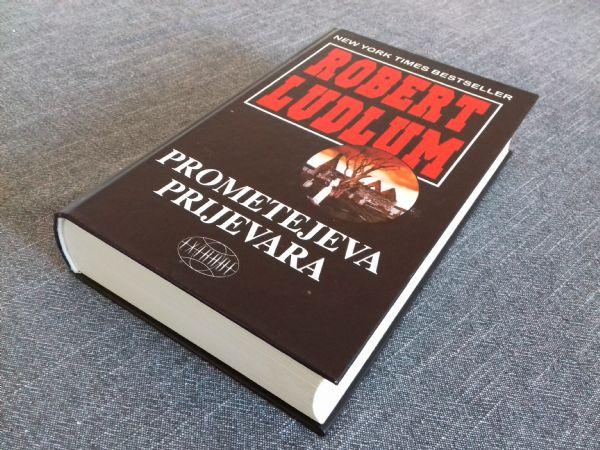 PROMETEJEVA PRIJEVARA - Robert Ludlum