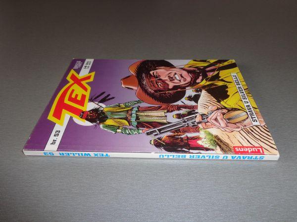 TEX Br 53  STRAVA U SILVER BELLU  LUDENS  ( -5 / 5 )