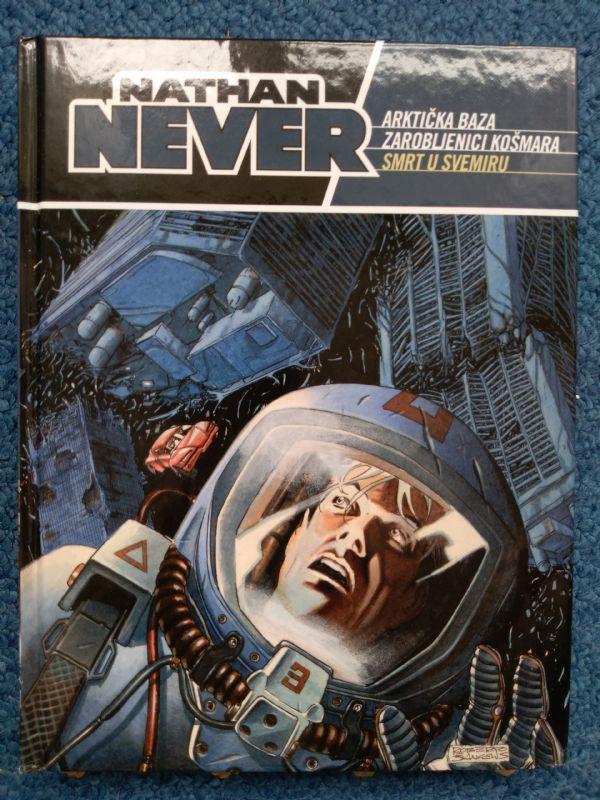 Nathan Never Libellus Knjiga 62. Smrt u svemiru