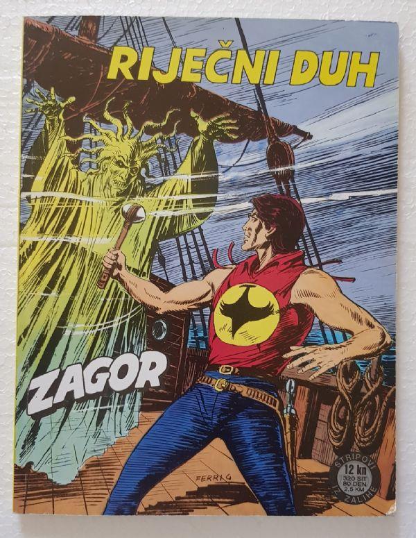 ZAGOR (Slobodna D.) br. 2