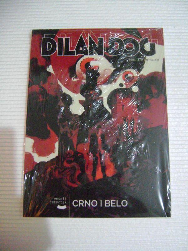 DYLAN DOG 163 - CRNO I BELO - VESELI ČETVRTAK