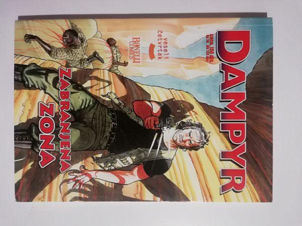 Dampyr 7 - Zabranjena zona (Veseli četvrtak)