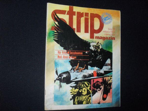 STRIP magazin br. 25 (-5)