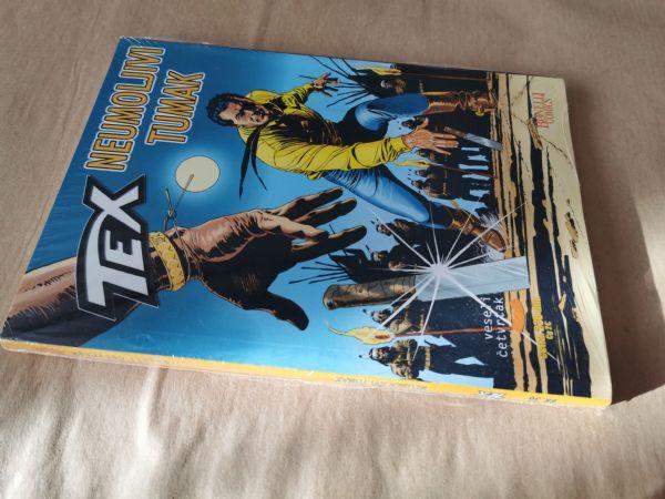 Tex VČ  br 36 Neumoljivi Tumak