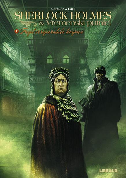 Sherlock Holmes & Vremenski putnici - LIBELLUS br. 2