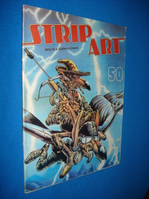 STRIP ART br. 50