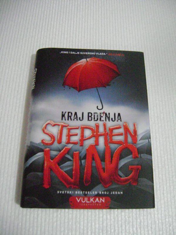 KRAJ BDENJA - STEPHEN KING - VULKAN