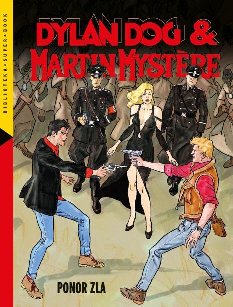 BIBLIOTEKA SUPERBOOK br. 12 - DYLAN DOG i MARTIN MYSTER