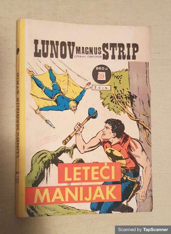 LMS 39: Leteći manijak