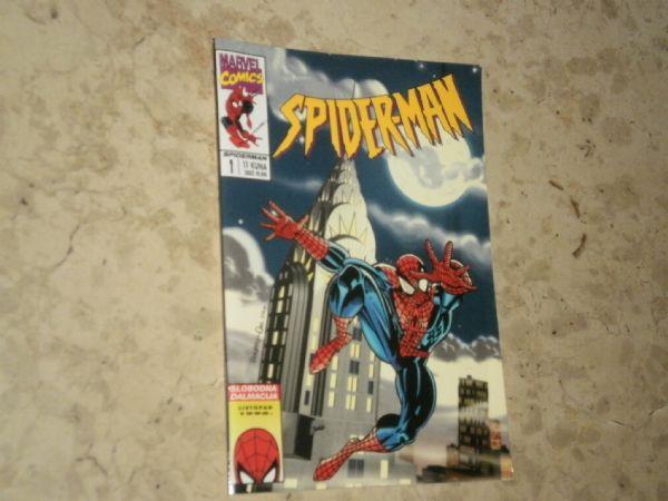 SPIDER-MAN  1  (SD)