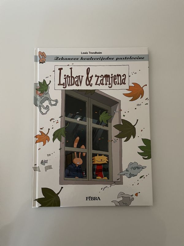 Ljubav & zamjena - Fibra
