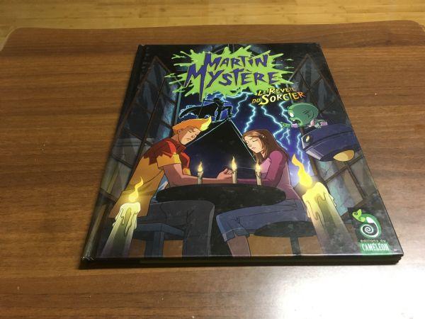 Martin Mystere - Editions du Cameleon
