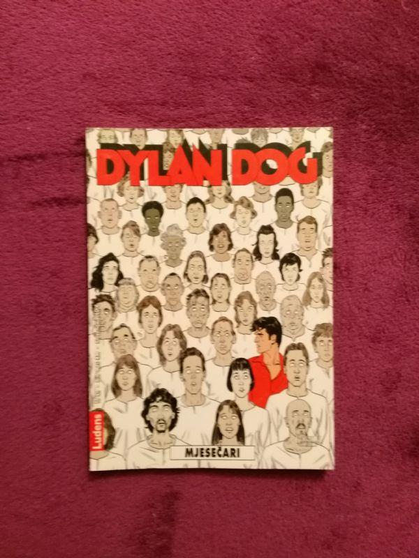 Dylan Dog Ludens br. 154 - Mjesečari (5/5-)
