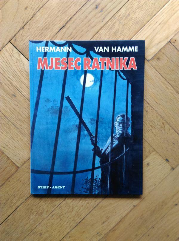 Hermann - Mjesec ratnika