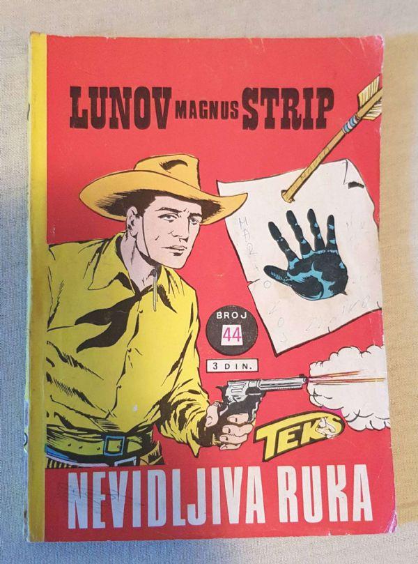 LMS 44: Nevidljiva ruka