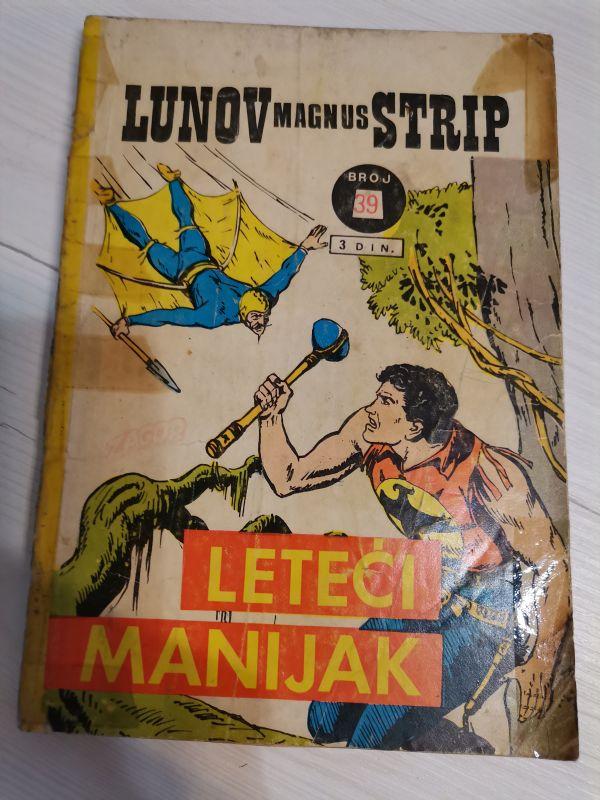 LMS  39 Leteči manijak