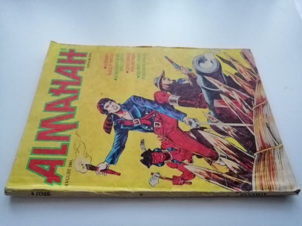 Almanah 9 - Komandant Mark (Dnevnik)