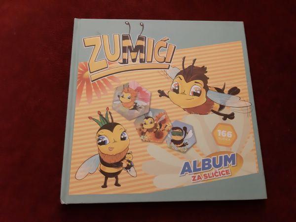 Zumići - Album za sličice