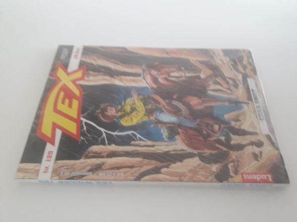 Tex 125 - Crna smrt (Ludens)