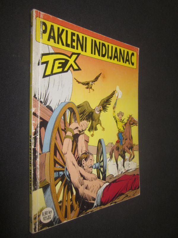 TEX 16. Pakleni Indijanac