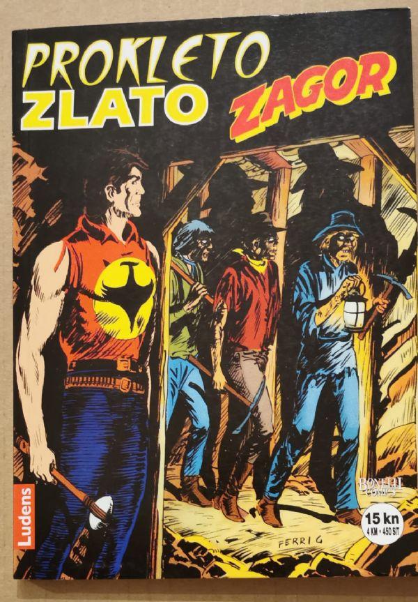 ZAGOR ( Ludens ) br. 79