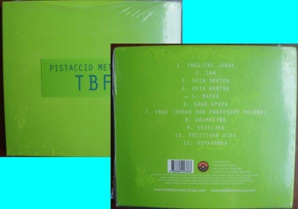 CD: The beat fleet Pistaccio metallic