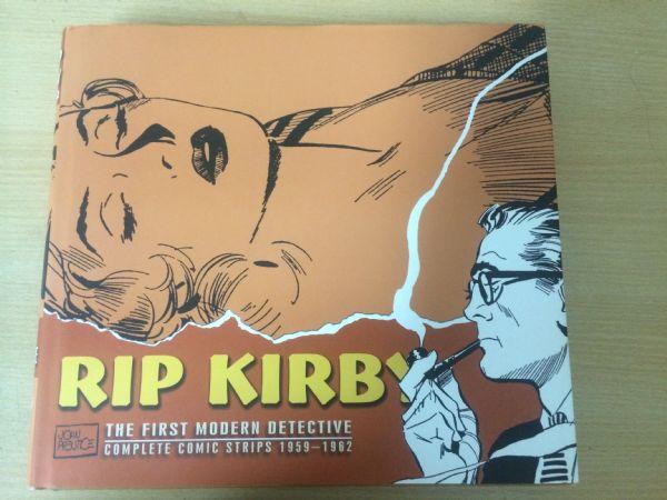 RIP KIRBY - , IDW  -,-  ( 1959-1962 )