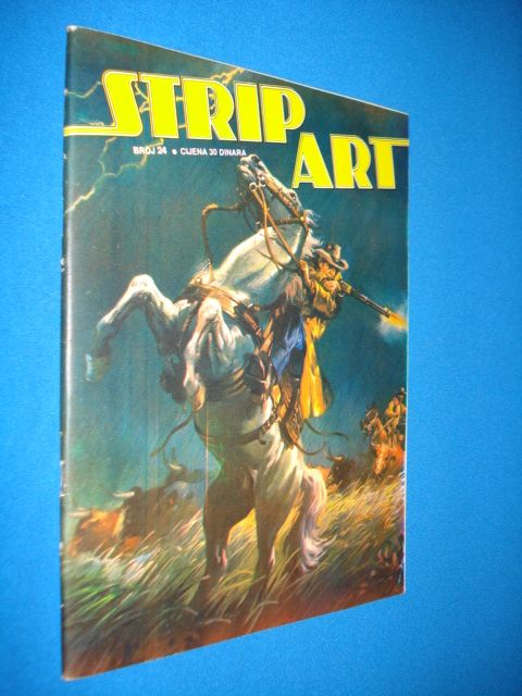 STRIP ART br. 24