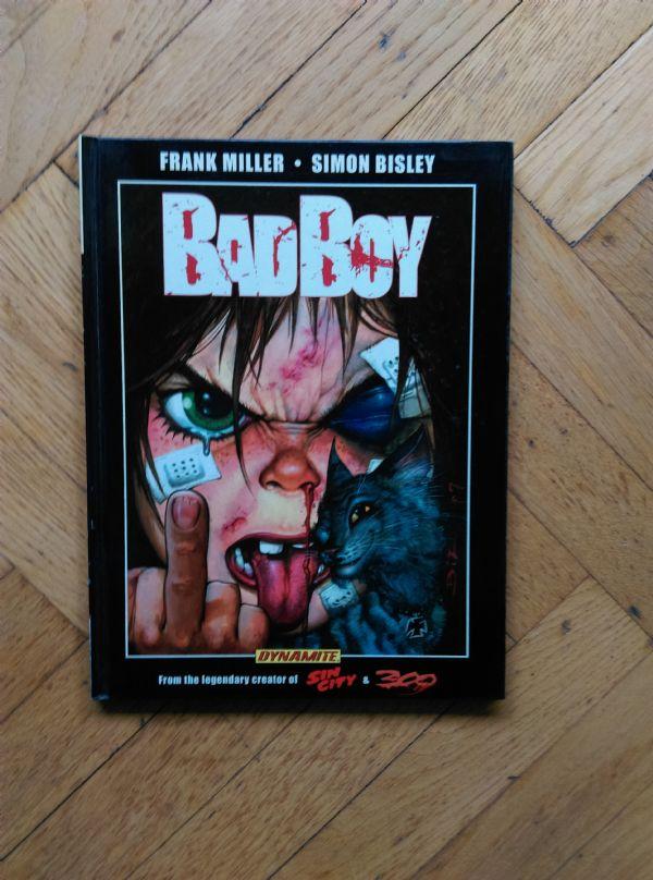Frank Miller - Bad Boy